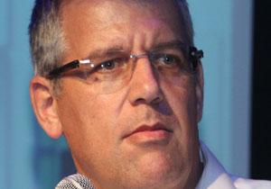 """דני נויברגר, מנכ""""ל EMC ישראל. צילום: ניב קנטור"""