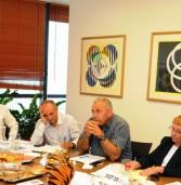 """תחרות CIO-CEO אות הערכה למנכ""""ל על שימוש ב-IT – צוות השופטים"""