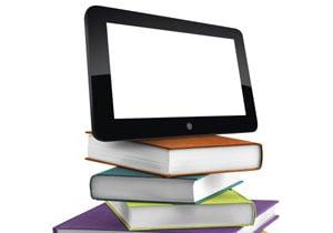 הספרים הדיגיטליים עוד לא עקפו את ספרי הנייר. צילום: אימג'בנק