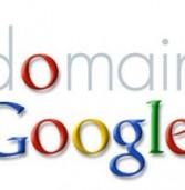 גוגל הכריזה על שירות חדש שיאפשר רכישת דומיינים