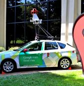 כלי הרכב של Street View מאתרים דליפות גז