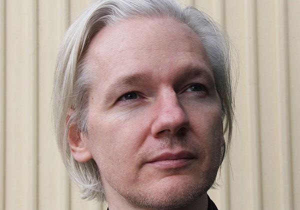 ג'וליאן אסאנג', מייסד ויקיליקס. צילום: Cropbot, ויקיפדיה