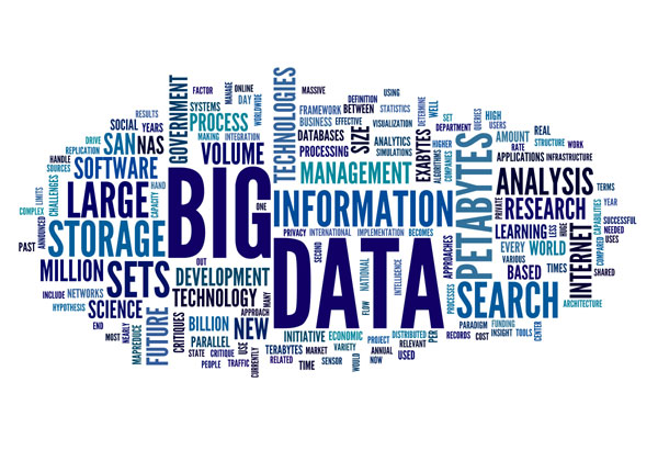 הפתרון: Big Data. מקור: BigStock