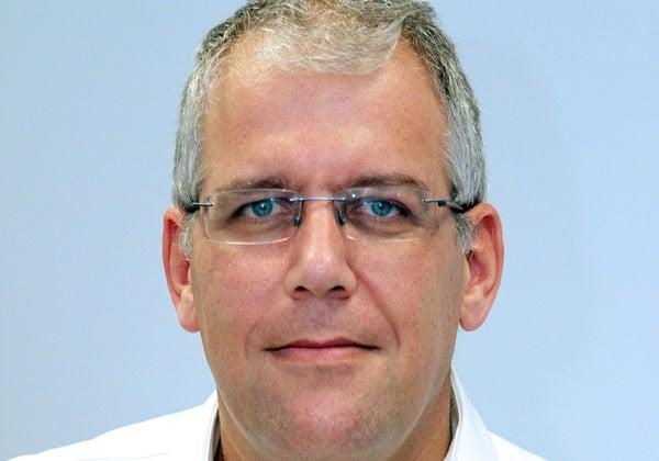 """דני נויברגר, לשעבר מנכ""""ל EMC ישראל"""