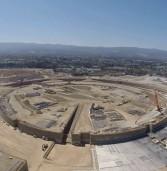הקמפוס החדש של אפל נחשף – בצילום מהאוויר