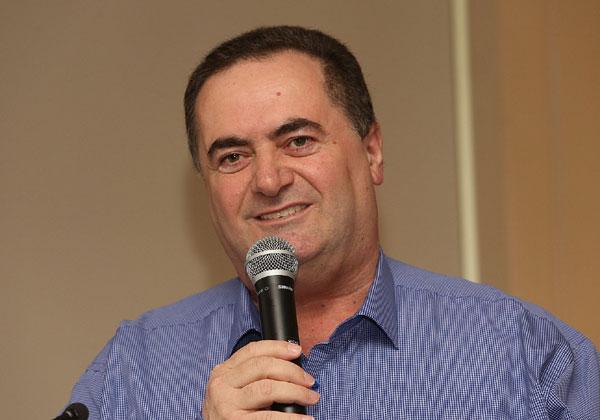 """שר האוצר, ישראל כץ. צילום: קובי קנטור ז""""ל"""