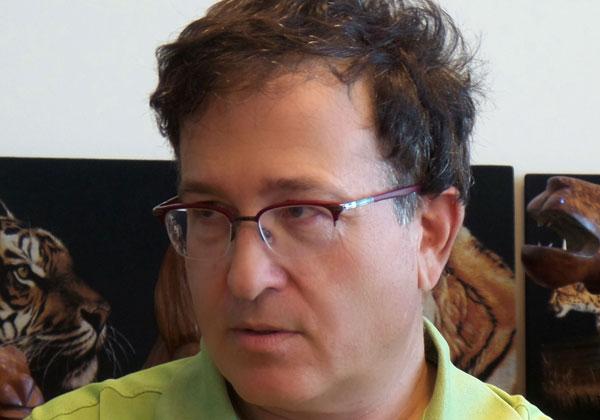 """""""הסיבה שרכשנו חברות רבות בישראל היא בשל הניסיון הטוב שיש לנו עימן ותאימות ה-DNA"""". ד""""ר שלמה מרקל, סגן נשיא ברודקום העולמית. צילום: פלי הנמר"""
