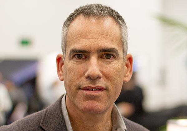 """בנצי ברנדס, מנכ""""ל משותף, סרוויסווייז. צילום: אור יעקב"""