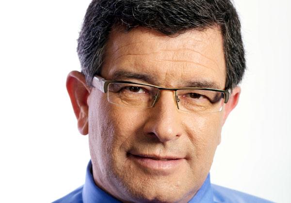 """דני גולדשטיין, מנכ""""ל מכון התקנים. צילום: דרור כץ"""