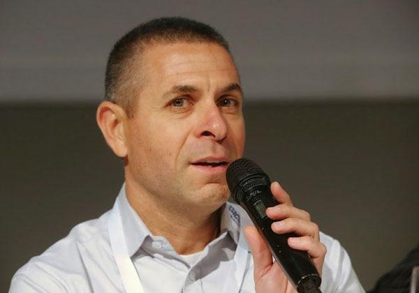 "רונן רגב, מנכ""ל המרכז למיפוי ישראל. צילום: קובי קנטור"