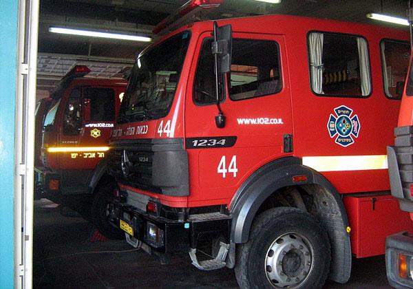 ה-IST בשירות מכבי האש. צילום: אורי, ויקיפדיה