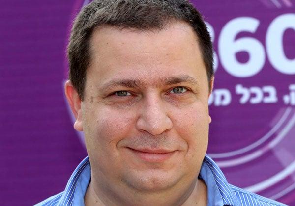 אביב טגנסקי, מנהל תחום מוצרים ושירותים בקבוצת סלקום. צילום: סיון פרג'