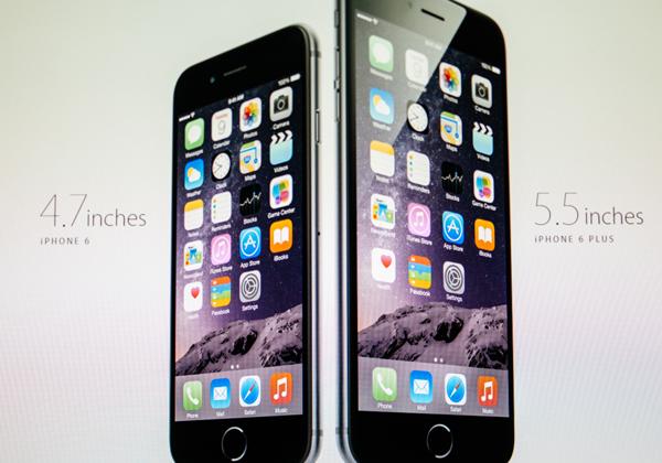 חוגגים יומולדת. iPhone. צילום מאתר אפל: BigStock
