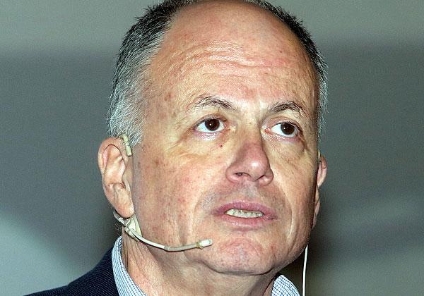 """נתן גביש, מנכ""""ל השלוחה הישראלית של DXC. צילום: קובי קנטור ז""""ל"""