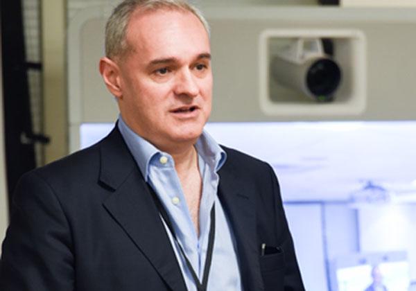 הלדר אנטונס, מנהל בכיר לאסטרטגיה טכנולוגית בסיסקו