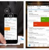 מיקרוסופט הציגה גרסה משופרת של אפליקציות Outlook
