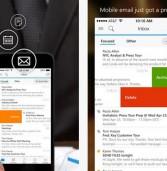 מיקרוסופט שחררה גרסה חדשה לאפליקציית הדואר Outlook