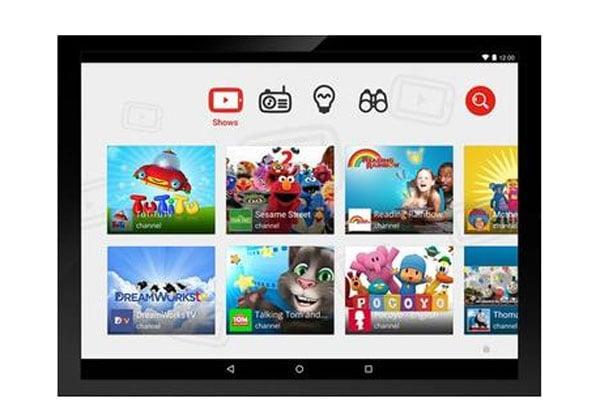 יוטיוב - גם לגיל הרך. YouTube Kids