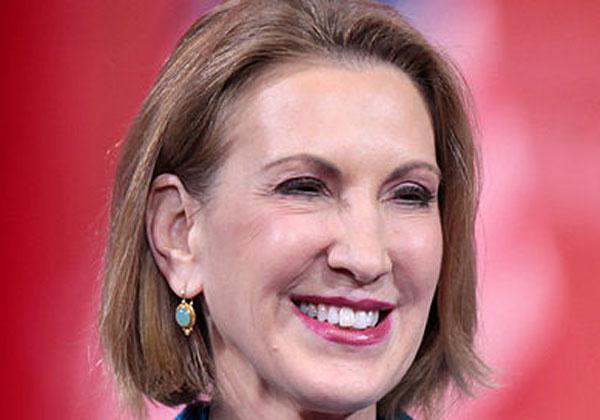 נשיאת ארצות הברית ראשונה - ומעולם ההיי-טק? צילום: גייג' סקידמור, ויקיפדיה