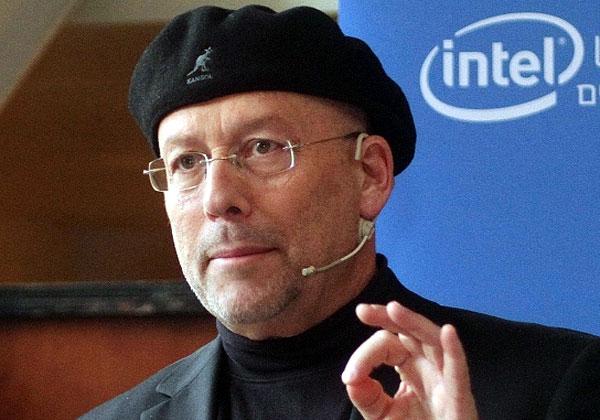 """מולי אדן, לשעבר נשיא אינטל ישראל ומנכ""""ל קבוצת המחשוב התפיסתי של החברה. צילום: ניב קנטור"""