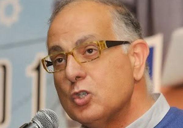 פרופ' שמעון עמר, נשיא מכללת אוהלו. צילום: קובי קנטור