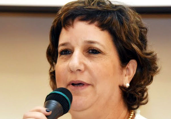 רויטל ביתן, מנהלת אחריות תאגידית באינטל ישראל. צילום: פלי הנמר