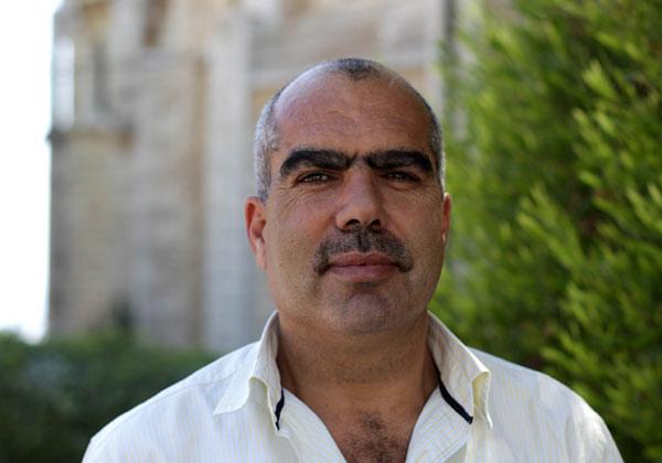 """סאמי סעדי, מנכ""""ל משותף וממייסדי ארגון צופן. צילום: יח""""צ"""