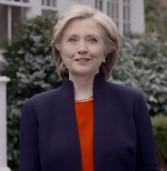 צפו: הילרי קלינטון השיקה את הקמפיין ברשת