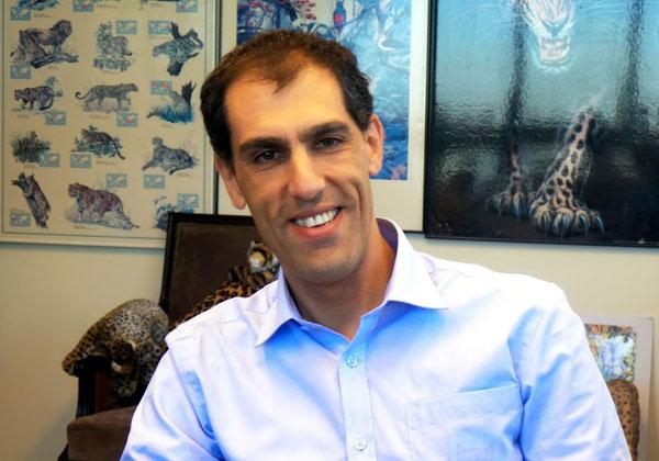 """אריאל אפרתי, מנכ""""ל טלקו סיסטמס והמנהל התפעולי הראשי של קבוצת באטמ. צילום: פלי הנמר"""