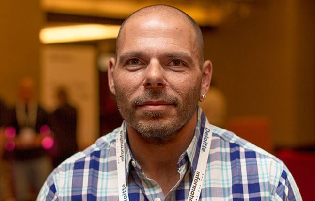 איציק כהן, מנהל מכירות אינפורמטיקה בקבוצת אמן. צילום: אור יעקב