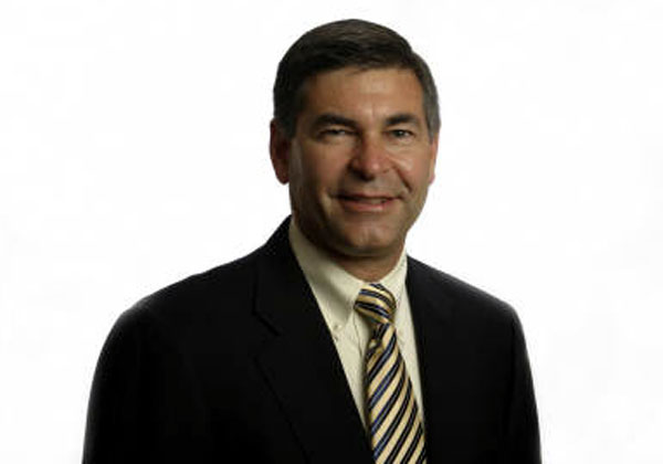"מייקל בראון, נשיא ומנכ""ל סימנטק. צילום: אתר החברה"