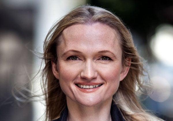 """לילה טרטיקוב, מנכ""""לית ויקיפדיה. צילום: ליין הארטוול"""