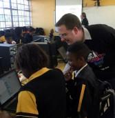 עובדים במעבדות סאפ בישראל השתתפו במשלחת למען ילדים בדרום אפריקה