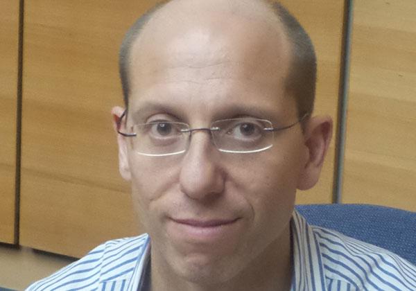עמית אשכנזי, היועץ המשפטי של מטה הסייבר הלאומי. צילום: אבי בליזובסקי