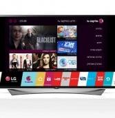 LG השיקה טלוויזיות עם שירות סלקום TV מובנה