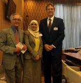 """היסטוריה: נציגים מישראל ומאיראן נפגשו בכנס חינוך מתוקשב של האו""""ם"""