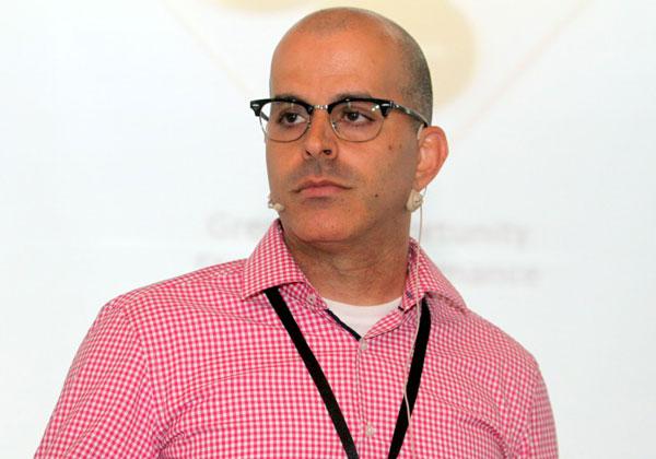 אבי זריהן, מנכ''ל סימנטק ישראל ורוסיה. צילום: ניב קנטור