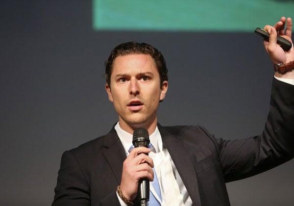 ג'ייסון דודייר, מנהל פיתוח עסקי גלובלי, APC מקבוצת שניידר אלקטריק. צילום: קובי קנטור