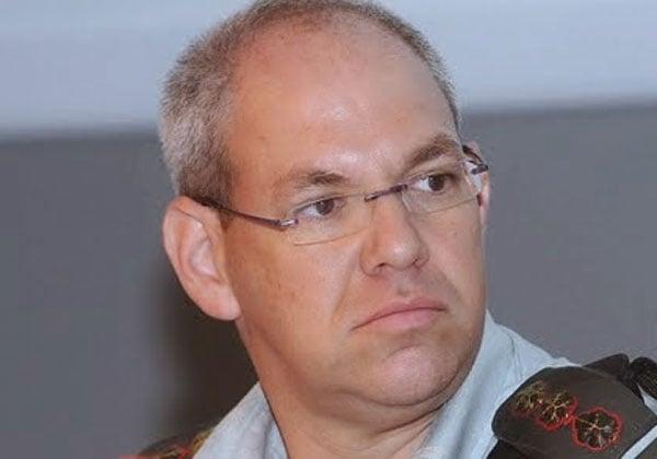 """תא""""ל רמי מלאכי, מפקד יחידת לוט""""ם באגף התקשוב של צה""""ל. צילום: קובי קנטור"""