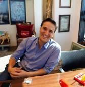 """בא לבקר במאורת הנמר: הראל טייב, מנכ""""ל מרכז הפיתוח של AVG ישראל"""