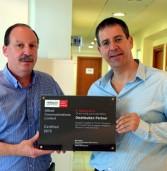 אבנט תקשורת מונתה למפיצה הבלעדית בישראל של פתרונות HDS