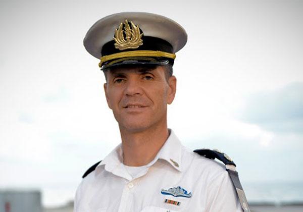 """אל""""מ גיל בן עמי, מפקד מרכז התקשוב של חיל הים"""