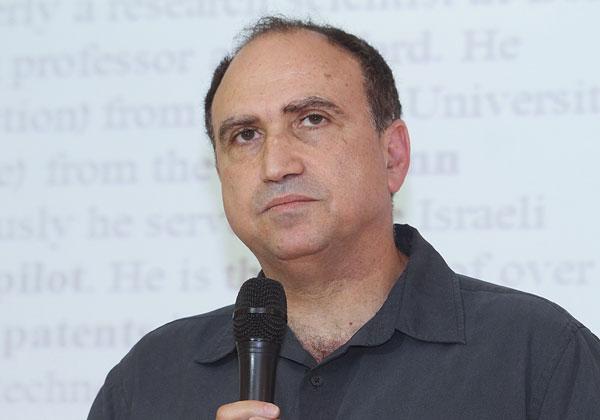 פרופ' יוסי מטיאס, סגן נשיא להנדסה בגוגל ומנהל מרכז המו''פ של החברה בישראל. צילום: ניב קנטור