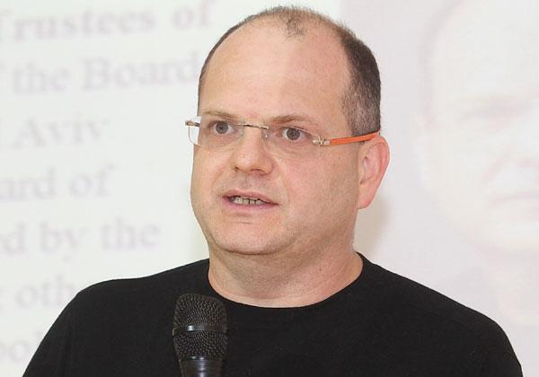 """גיל שוויד, מייסד ומנכ""""ל צ'ק פוינט. צילום: ניב קנטור"""