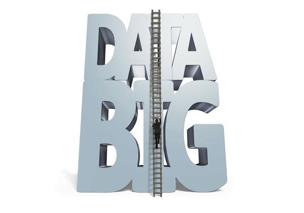 Big Data. אילוסטרציה: BigStock