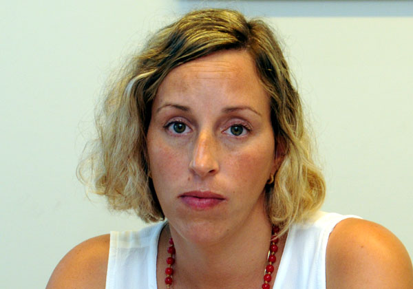 קרן גולן, מנהלת קשרי קהילה בסאפ ישראל
