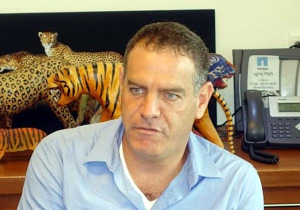"""ד""""ר נמרוד קוזלובסקי, יזם, שותף בקרן JVP ובמשרד עורכי הדין הרצוג-פוקס-נאמן. צילום: פלי הנמר"""