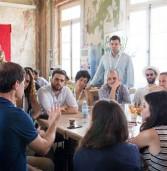 חברי REALITY Tech הגיעו כדי לראות את המציאות בישראל