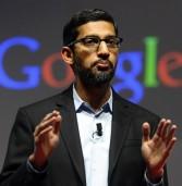 """מנכ""""ל גוגל: """"פלטפורמת הענן הציבורי שלנו – הצומחת הכי מהר"""""""