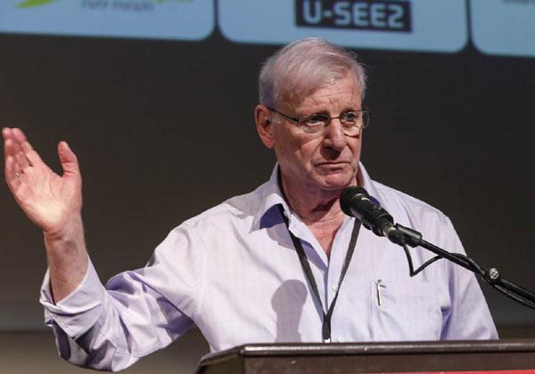 פרופ' אבי דגני, בעלים משותף ונשיא מכון המחקר גיאוקרטוגרפיה. צילום: ניר כפרי